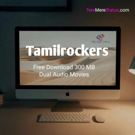 TamilRockers: Free Download 300MB Dual Audio Bollywood & Hollywood in 720p,1080p Movies