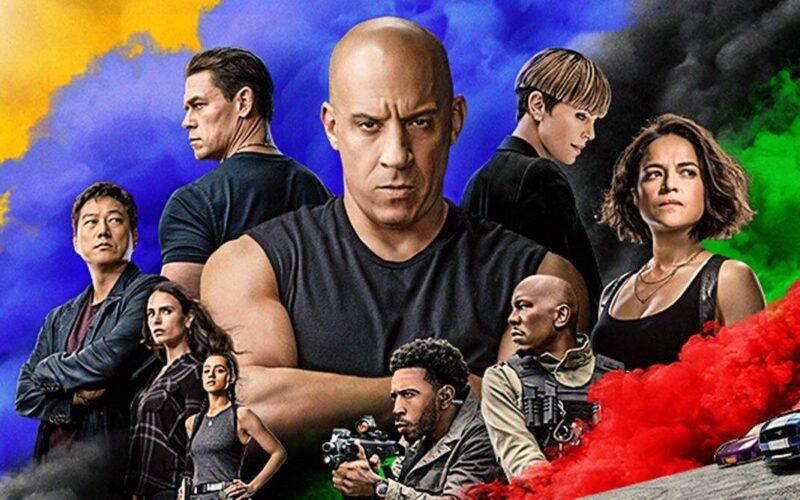 Fast and Furious 9, Vin Diesel, Jon Cena